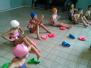Naše první společné plavání